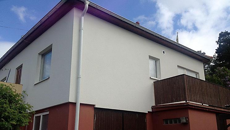 putsning av fasad